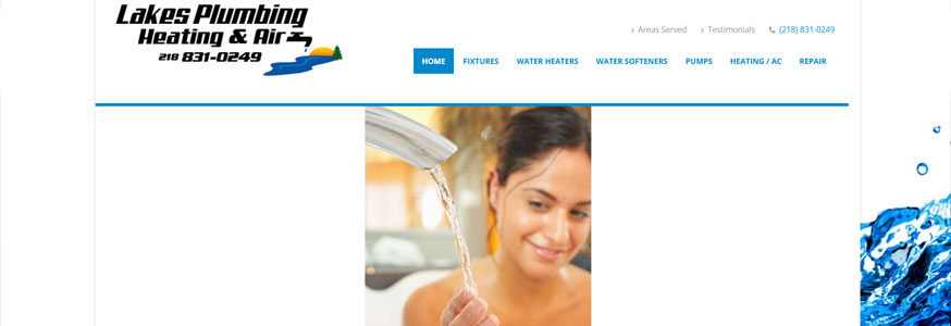 Lakes Plumbing Heating and Air
